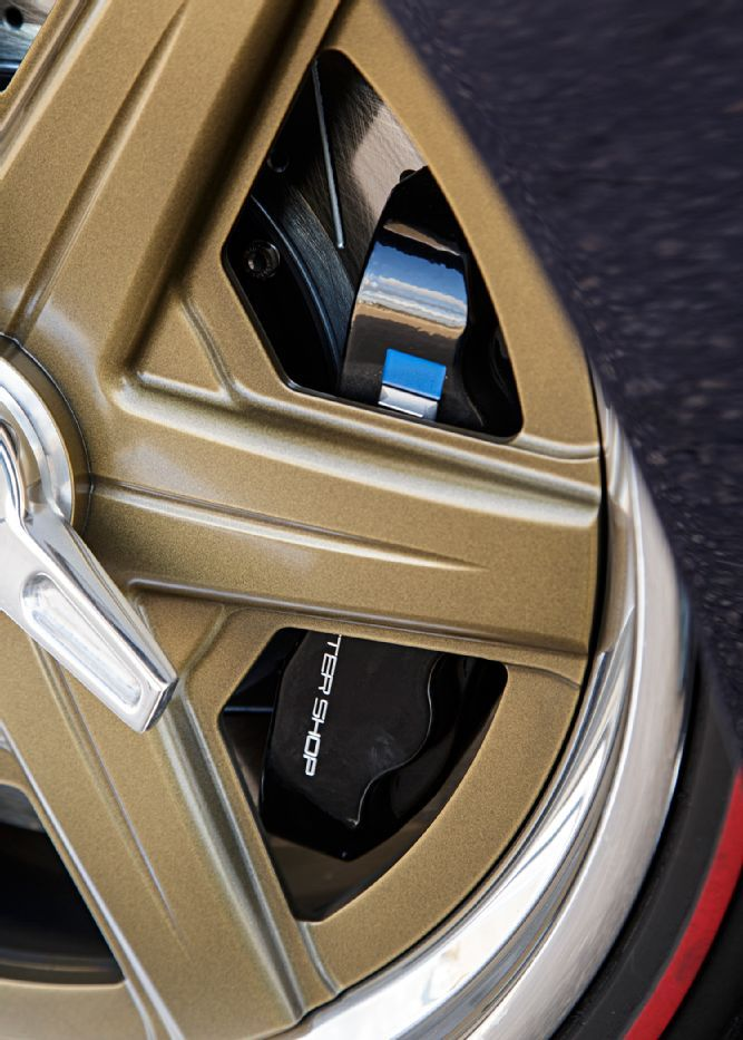1964 Corvette Wheel