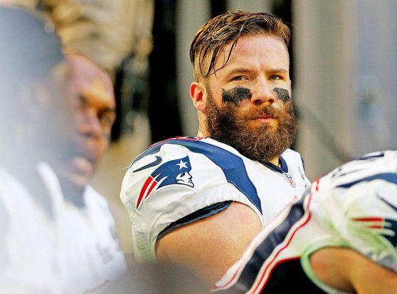 8. Tom who? How come we didn't know Julian Edelman was so hot?!   Super Bowl 2015, Julian Edelman