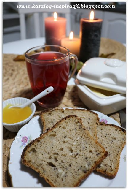 Katalog inspiracji: Chleb na zakwasie