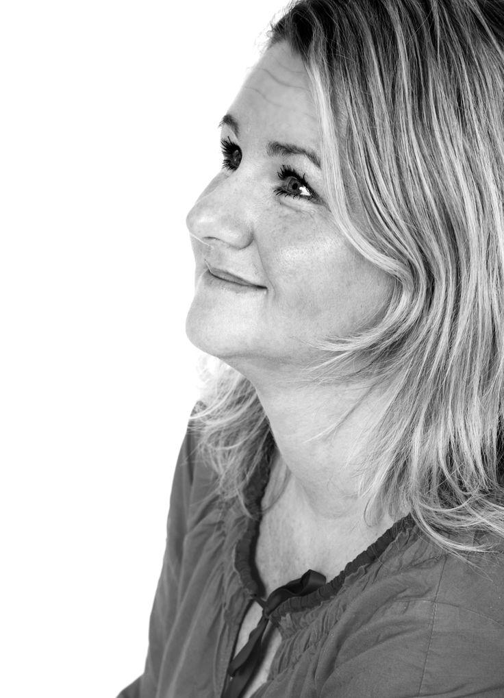 Poppes författare Charlotta Lagerberg Thunes