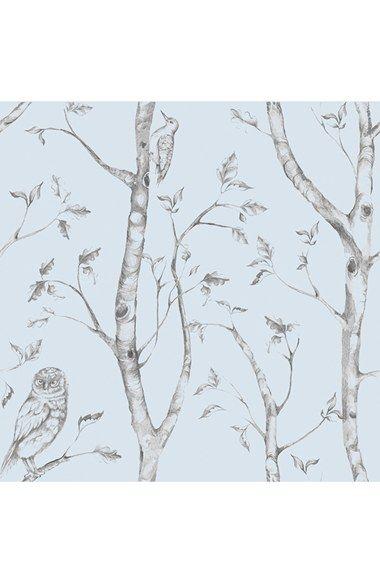 Wallpops 'Woods' Reusable Peel & Stick Vinyl Wallpaper