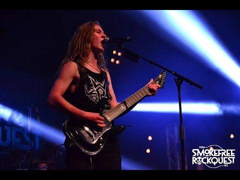 Alien Weaponry - Teenage thrash metal band