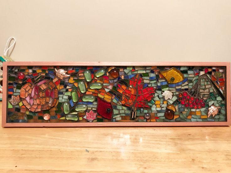 Mosaic board
