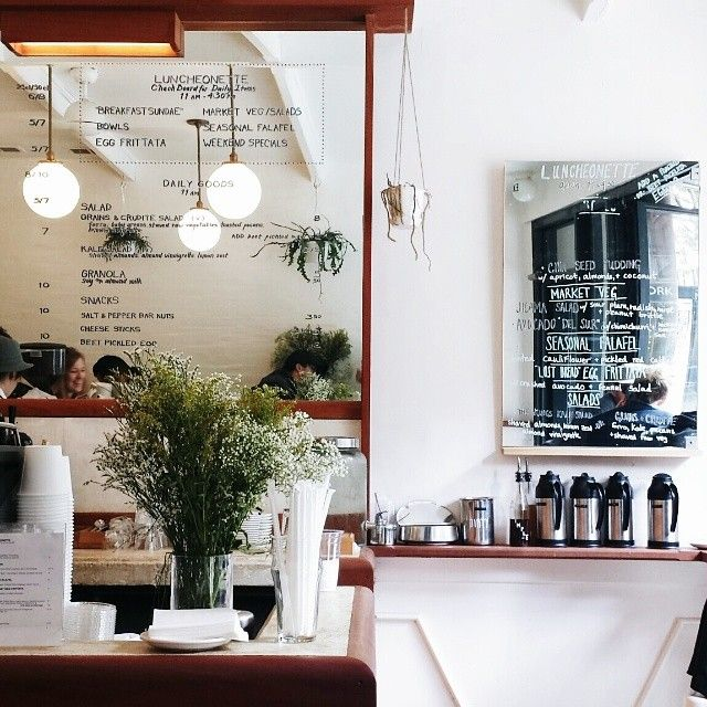 El Rey Coffee Bar and Luncheonette