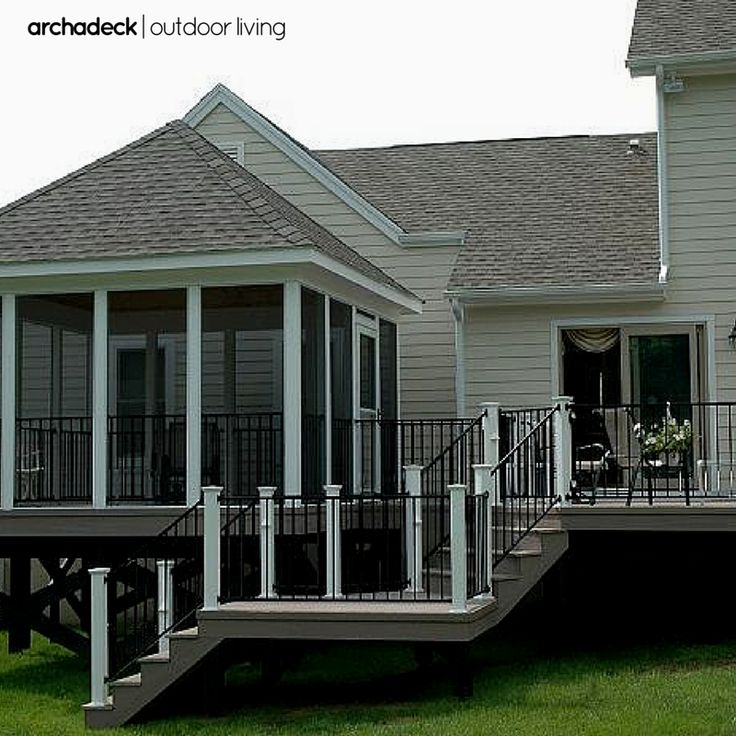 126 Best Screened-in Deck And Patio Ideas Images On