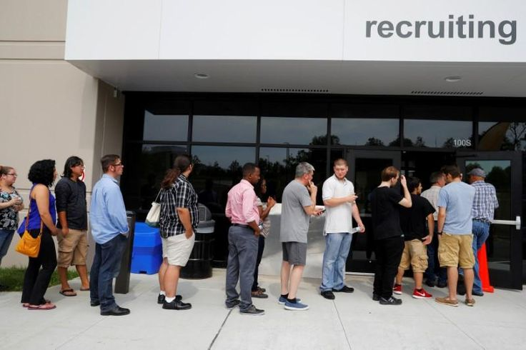 WASHINGTON (Reuters) – U.S. job growth probably slowed further in September as Hurricanes Harvey and Irma left displaced workers temporarily unemployed and delayed hiring, the latest indication that the storms undercut economic activity in the third quarter.  According to a Reuters survey... - #Dim, #Expected, #Growt, #Harvey, #Hurricanes, #Irma, #Jobs, #News