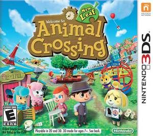 Animal Crossing - 3DS Game