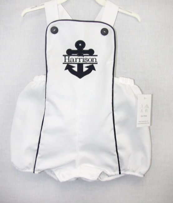 291910 Baby Boy Sunsuit Baby Boy Clothes Baby Boy by ZuliKids