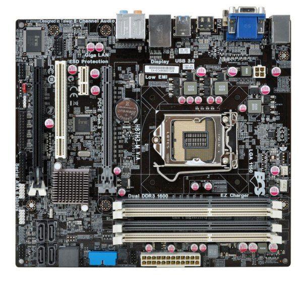motherboard H87H3-M