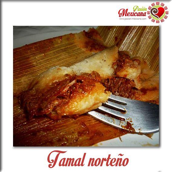Le tamal de Monterrey, Coahuila ou encore Tamaulipas, de porc ou de frijoles avec un adobo de chile guajillo. Les célèbres tamales de Zuazua Nuevo León