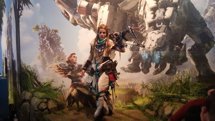 Horizon Zero Dawn Reviewing well, average 88% on metacritic.  Release date 2.28.17 on PS4 only.
