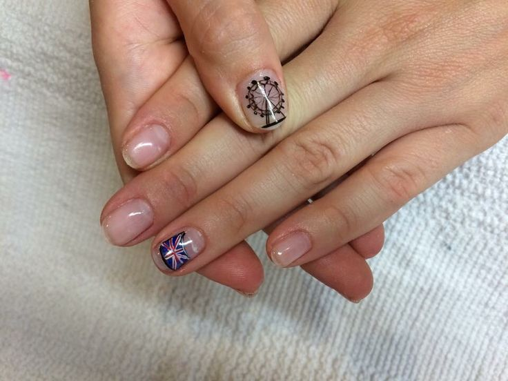London nail