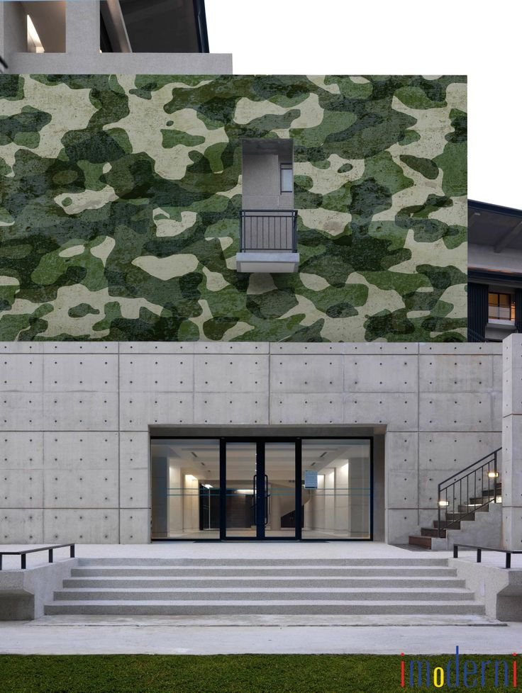 Camooo Outdoor Wallcovering By Wall U0026 Decor.