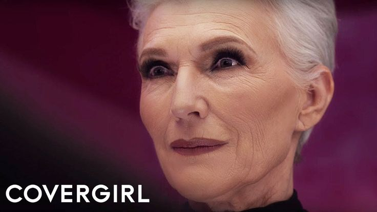 Maye Musk in COVERGIRL + Olay Simply Ageless Foundation | #IAmWhatIMakeU...
