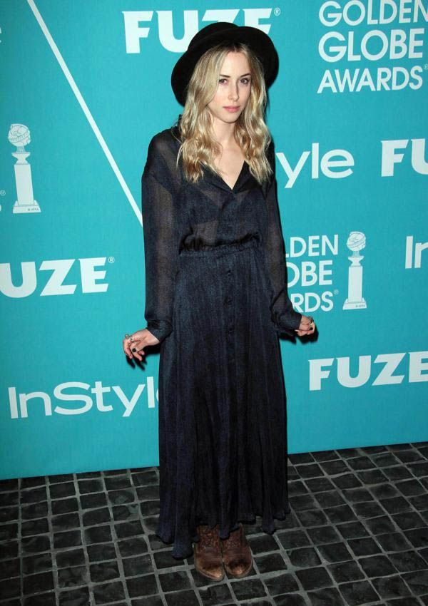 gillian-zinser-boots-lace-black-dress-hat