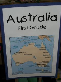 Australia - thinking day ideas??  Little Priorities: Multi-cultural Night