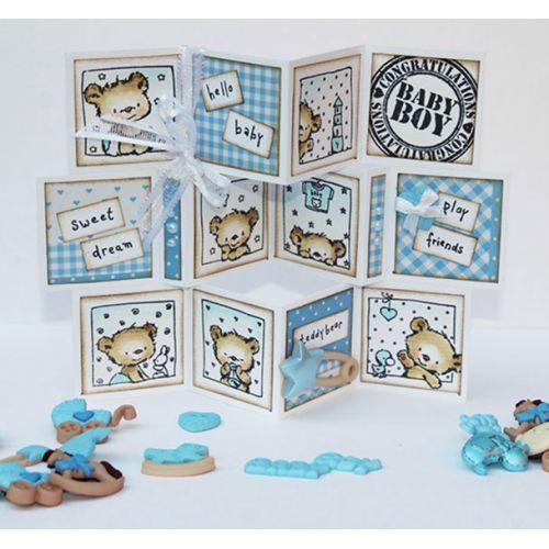 Joy!Crafts Transparent Stempel: Baby