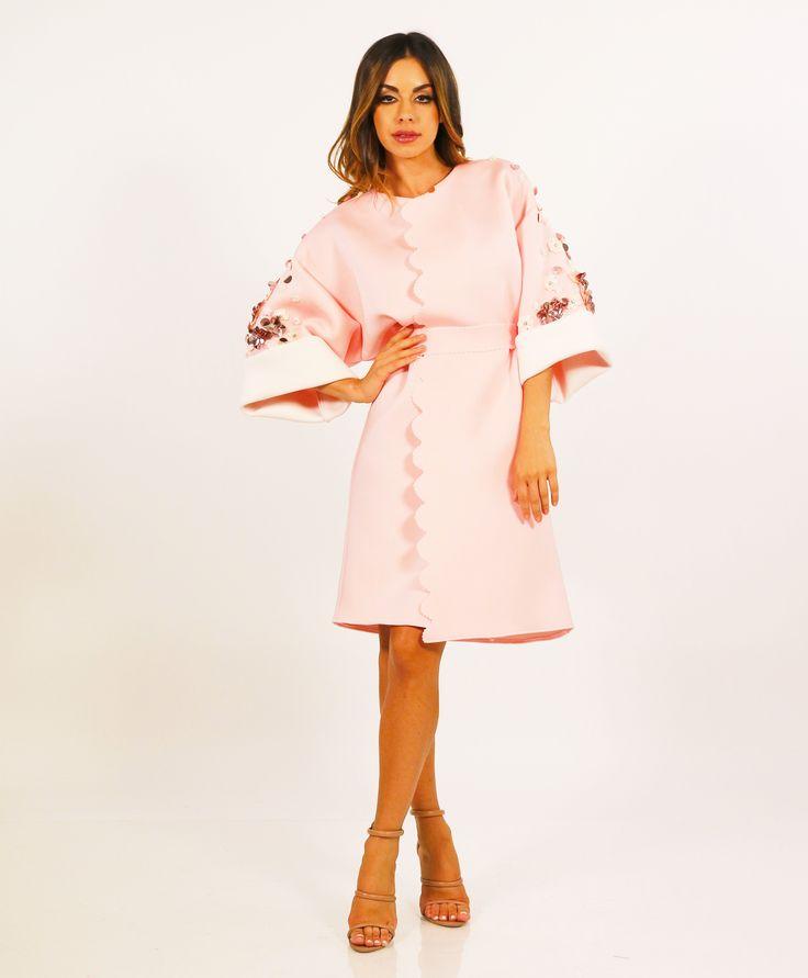 www.loulou.co  #KimonoDress #femmeloulou #cinemafemme