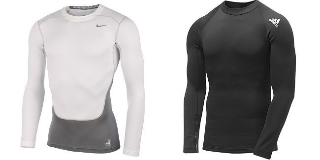 Bielizna termoaktywna koszulka termoaktywna odzież termoaktywna #football #soccer #sports #pilkanozna
