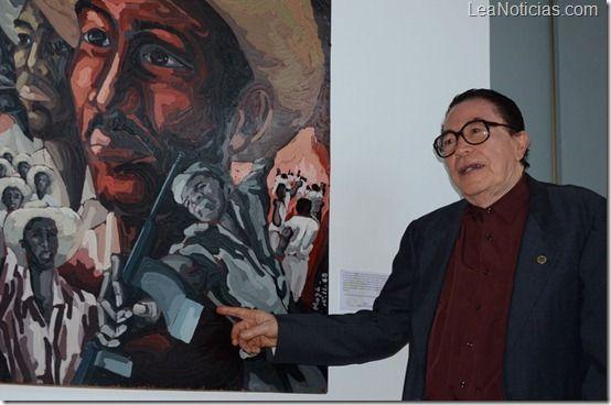 Monagas: Rinden homenaje al fundador de Escuela de Artes Plásticas de Maturín - http://www.leanoticias.com/2013/02/02/monagas-rinden-homenaje-al-fundador-de-escuela-de-artes-plasticas-de-maturin/