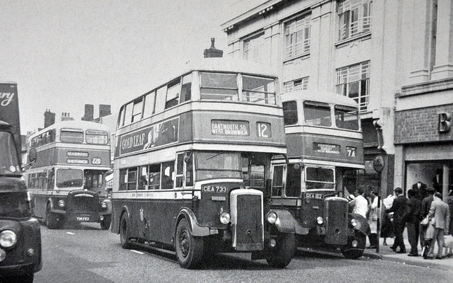 Late 1950's West Midlands