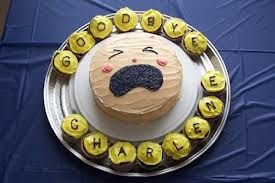 going away cakes - Google Search