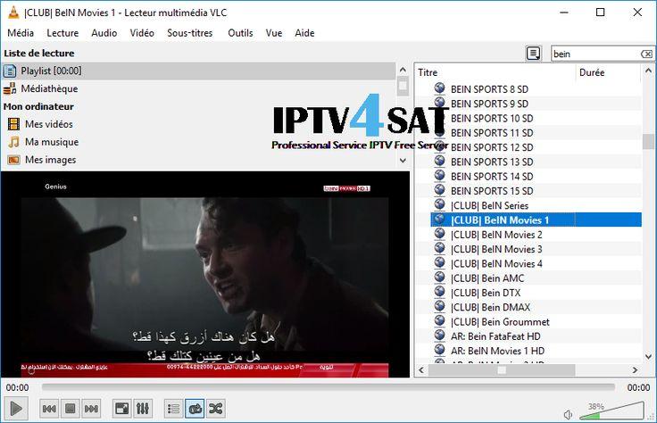 IPTV Serveur Gratuit Arabic M3u Canaux 01/08/2017