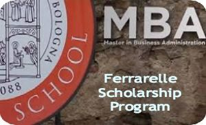 Ferrarelle Scholarship Program at Alma Graduate School in Italy . The Alma Graduate School is offering MBA scholarships for international students. The Scholarship Program consists of two scholarships of 15,000 euro each for participation in the MBA Food and Wine of Alma Graduate School, the business school of the University of Bologna, Italy. - See more at: http://www.scholarshipsbar.com/ferrarelle-scholarship-program.html#sthash.1aUHQUcO.dpuf
