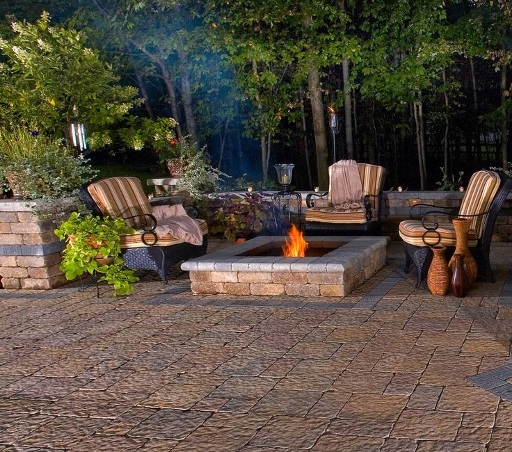 Decorative Patio Tiles Simple 44 Best Lakefront Landscaping Images On Pinterest  Gardening Inspiration Design