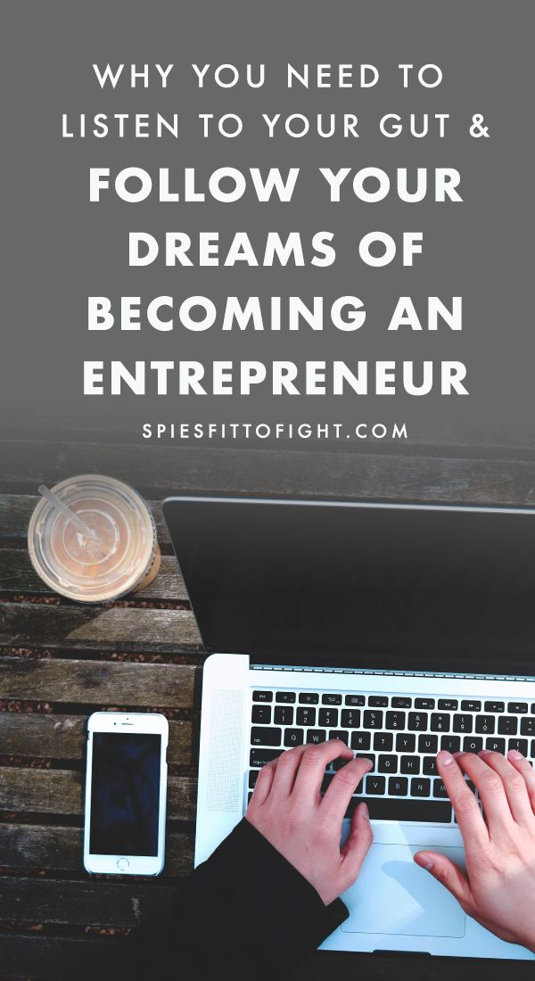 Why you need to listen to your gut and follow your dreams of becoming a successful entrepreneur!   The Decaf Doers Playbook is available now for entrepreneurial women with anxiety who are ready to create a successful business while maintaining their mental health.