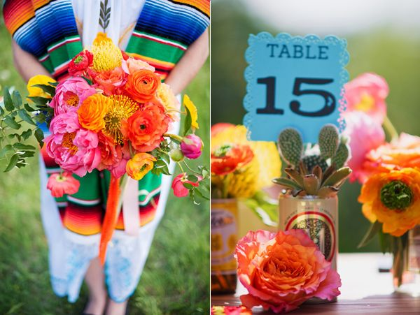39 best Cinco De Mayo Weddings! images on Pinterest   Mexican ...