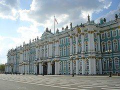 San Petersburgo, Ermita, Rusia