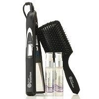 Suzanne Somers Four-Piece True Brazilian Anti Frizz Hair Treatment ShopNBC.com