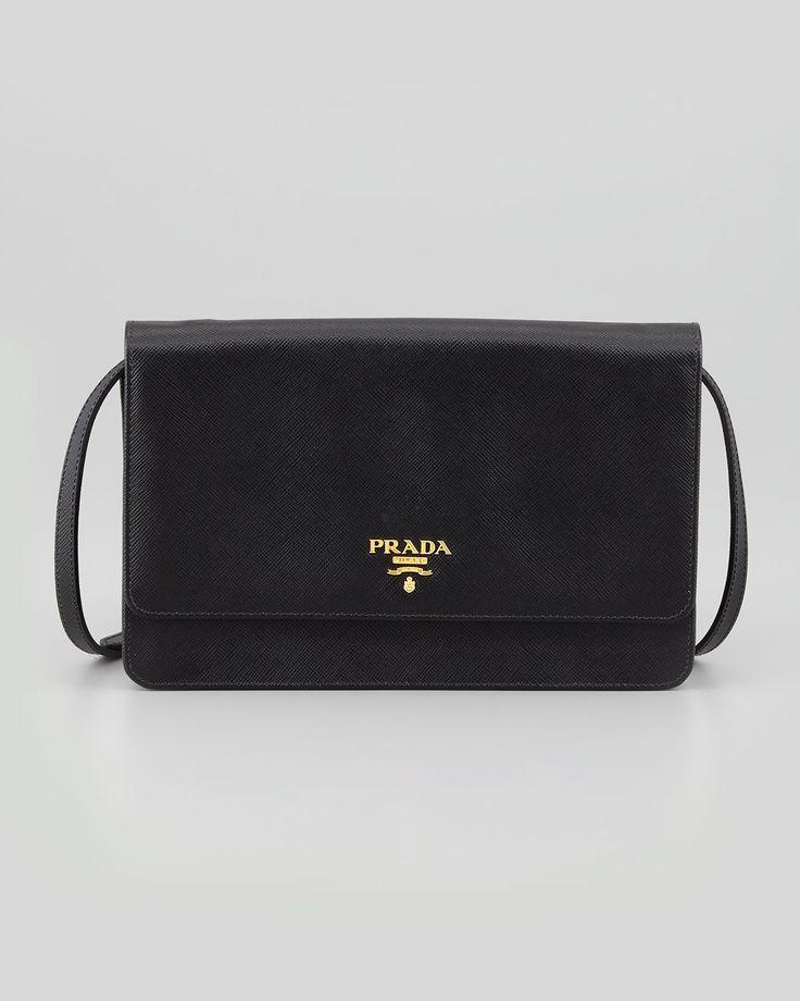 Prada Wallet Crossbody