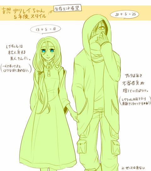 「殺天まとめ4」/「猫林」の漫画 [pixiv]