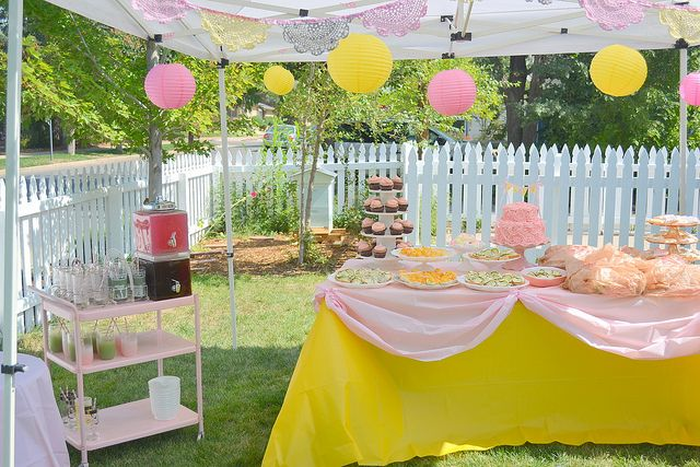 Baby Shower Food by hkatee, via Flickr