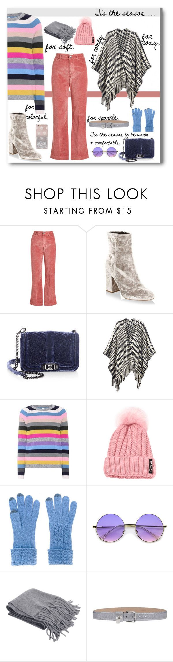 """""""Tis the Season for Warmth & Comfort"""" by rareworthy ❤ liked on Polyvore featuring The Seafarer, Rebecca Minkoff, Pooltrend, Jardin des Orangers, N.Peal, ZeroUV, Dolce&Gabbana and Forever 21"""