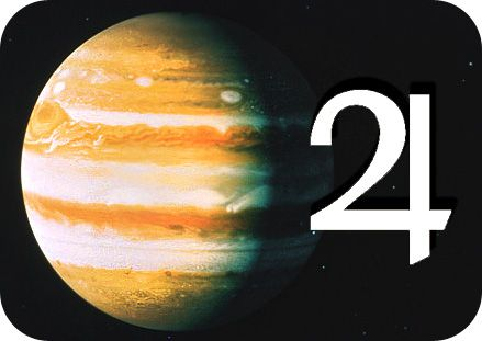 Expansion, Knowledge and Authority are just a few among the many Jupiter symbol meanings. Find out more about the symbol, planet and mythology of Jupiter here.