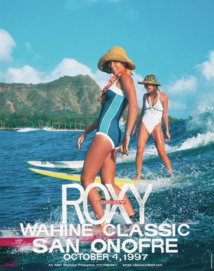 . . good times of roxy . .