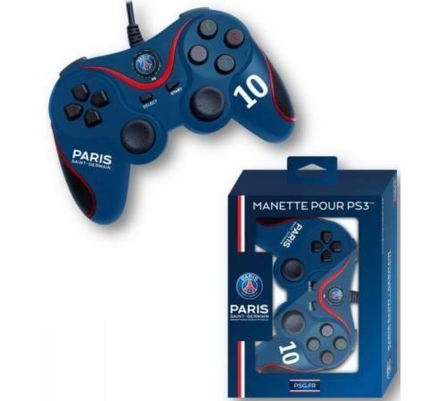 gnial manette subsonic pour ps3 edition paris saint germain chez fnac plus de jeux ici - Manette Ps3 Color