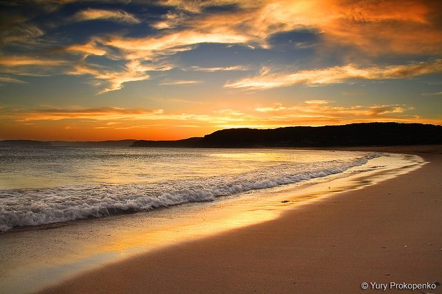 Putty beach, Central Coast, NSW Australia