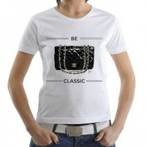 Coco Chanel Woman Fashion T-Shirt! All Sizes S-2XL.