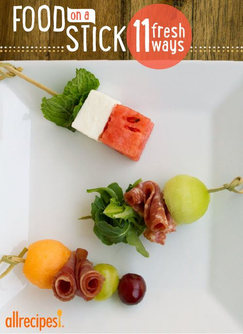 109 best food on a stick images on pinterest grilling kitchens food on a stick 11 fresh ways wedge salad on a stick this quick and easy appetizer is and a great way to impress your guests perfect for picnics too forumfinder Choice Image