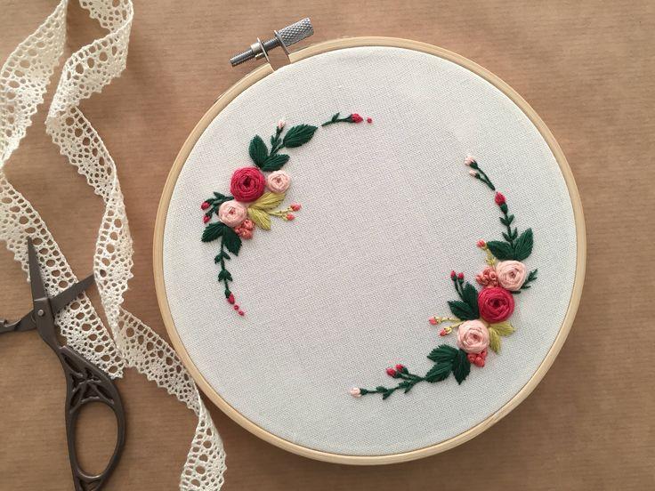 Best embroidery hoop nursery ideas on pinterest diy