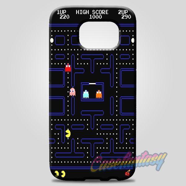 Pacman Game Samsung Galaxy Note 8 Case Case | casefantasy
