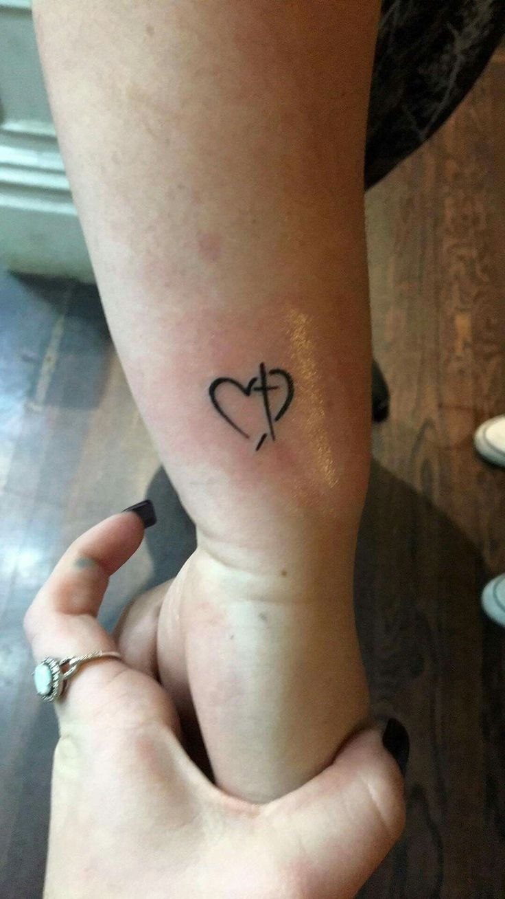 Matching tattoo with cousins/sisters