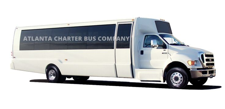 Take a Deep Breath and Enjoy Your Trip to Atlanta with a Charter Bus Company