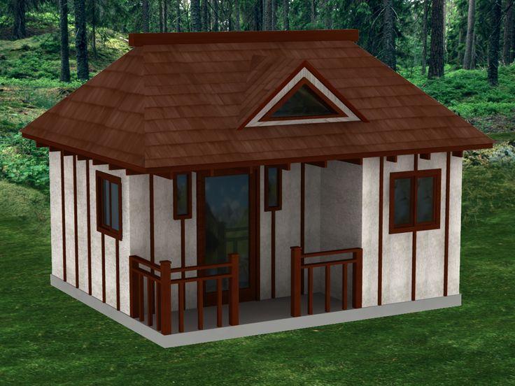 Zen Cabin Tiny House