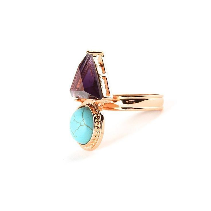 Rhianna Ring presented by New View Blue Collection