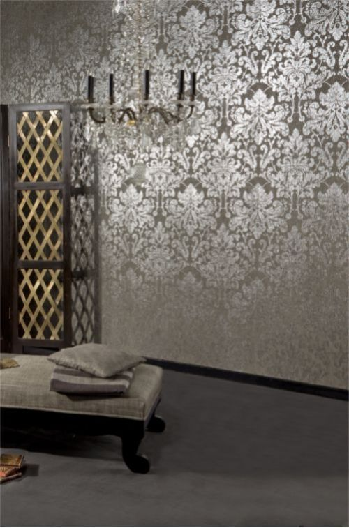 Palazzo Non-Woven Textile Wallcovering by Brian Yates | Nielsen House Shop